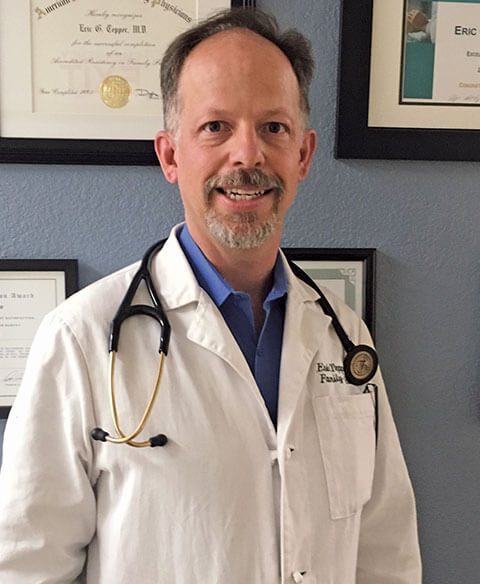 Contact eric tepper, md